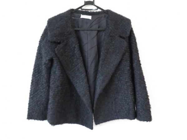 スウィング ジャケット サイズ40 M 黒