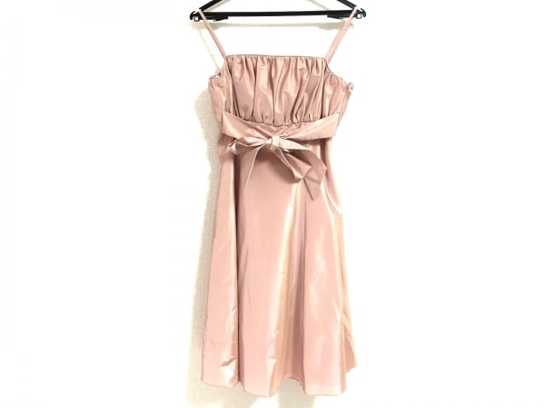 ジュネビビアン ドレス サイズ9 M ピンク