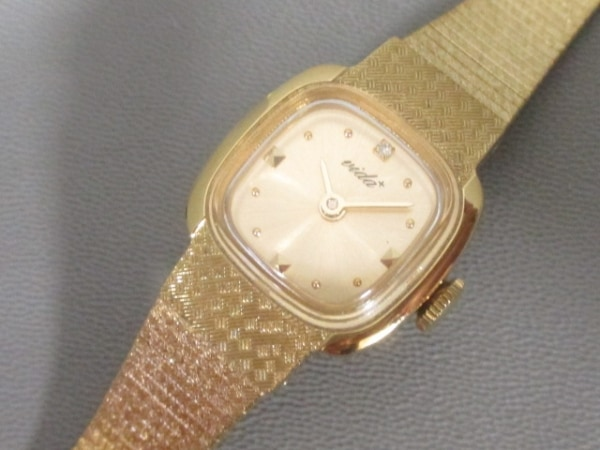 ヴィーダプラス 腕時計 - レディース