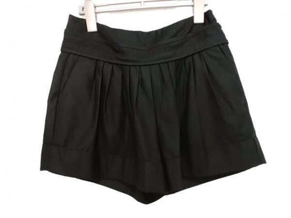 ダブルスタンダードクロージング ショートパンツ サイズ36 S美品  黒 1