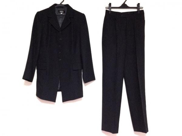 ビギ シングルスーツ サイズ9 メンズ 黒