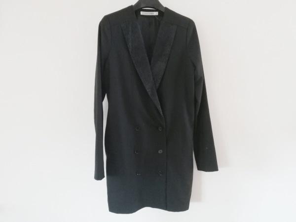 ルーカ コート サイズS レディース美品  黒