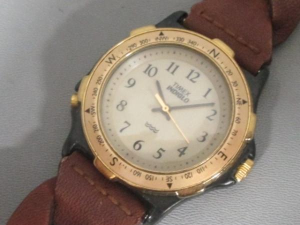 タイメックス 腕時計 INDIGLO 376MACELL
