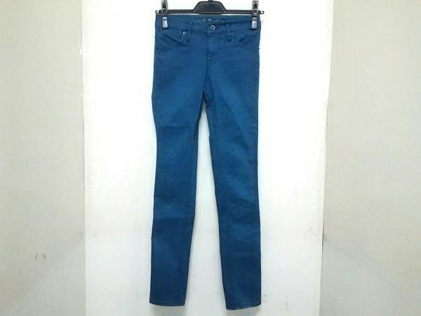 【中古】 ウエストウッドアウトフィッターズ Westwood Outfitters パンツ サイズXS レディース ブルー