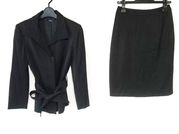 ビドンナ スカートスーツ レディース 黒