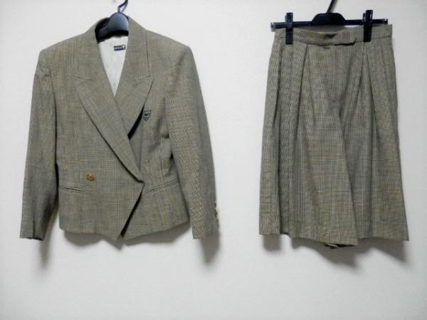 マックデイビッド レディースパンツスーツ