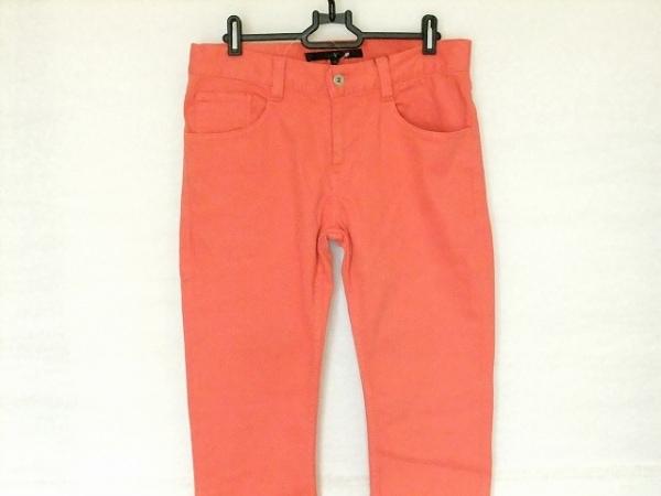 ノーアイディー パンツ サイズ2 M ピンク