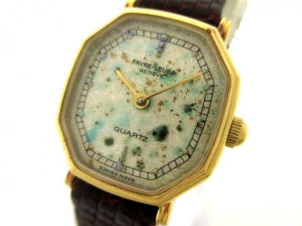 ファーブルルーバ 腕時計 0103-51