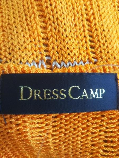 ドレスキャンプ 半袖セーター レディース