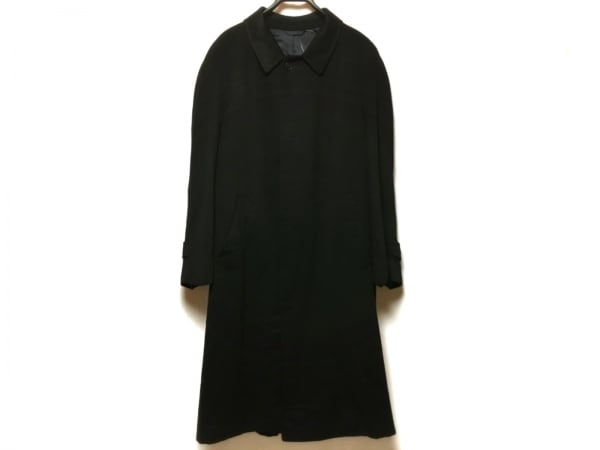 エディモネッティ コート メンズ 黒
