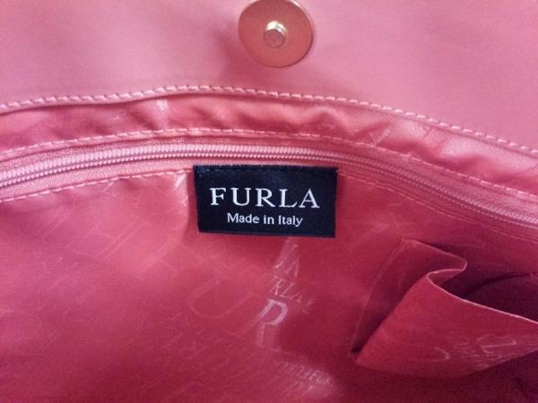 FURLA(フルラ) トートバッグ ピンク レザー