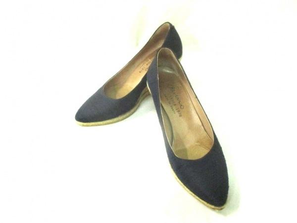 ガイモ 靴 35 レディース ウェッジソール