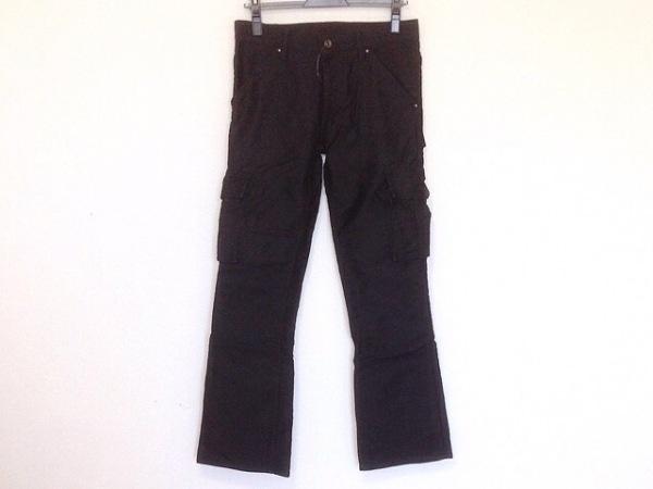 シェラック パンツ サイズ46 XL メンズ 黒