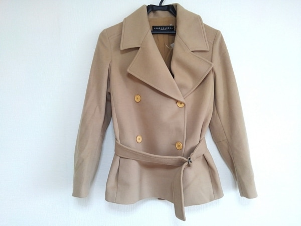 ジャンコロナ コート サイズ40 M美品