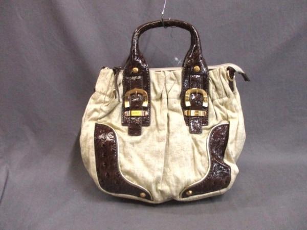 LUANA(ルアナ) ハンドバッグ 型押し加工