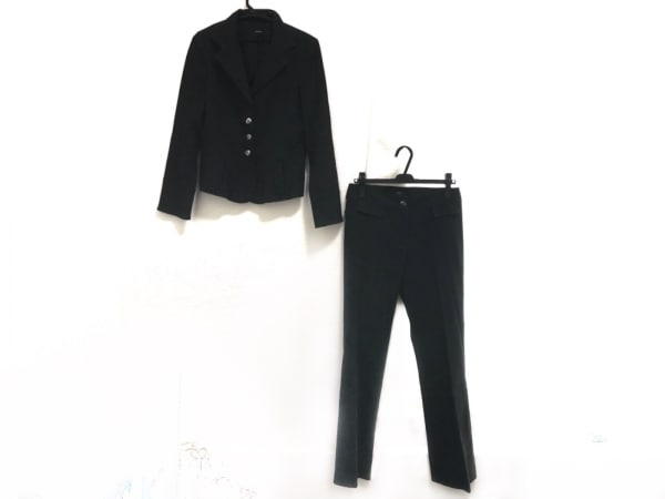 ARAMIS(アラミス) レディースパンツスーツ サイズ40 M レディース 黒
