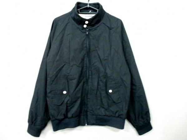 BARACUTA(バラクータ) ライダースジャケット サイズ40 M メンズ美品  黒 春・秋物