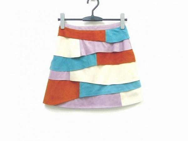 リリーブラウン スカート サイズo新品同様