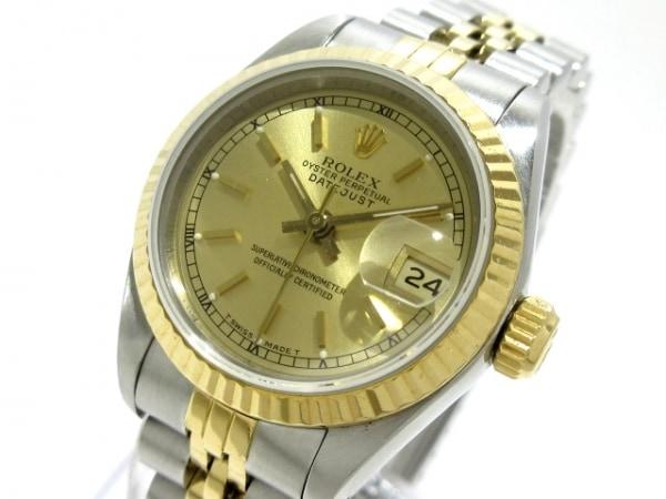 ロレックス 腕時計 デイトジャスト 69173