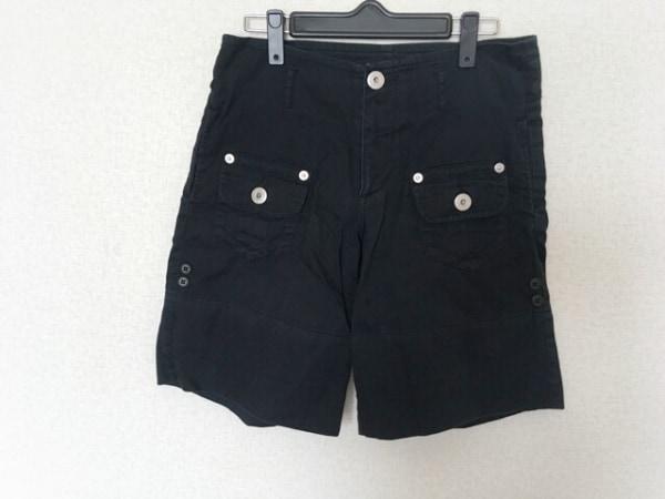 コキュ ショートパンツ サイズ02 M 黒
