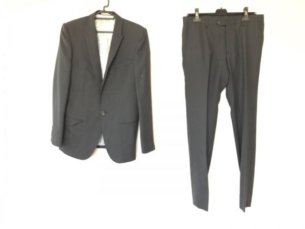 d.k.f(ディーケーエフ) シングルスーツ サイズ48 XL メンズ 黒