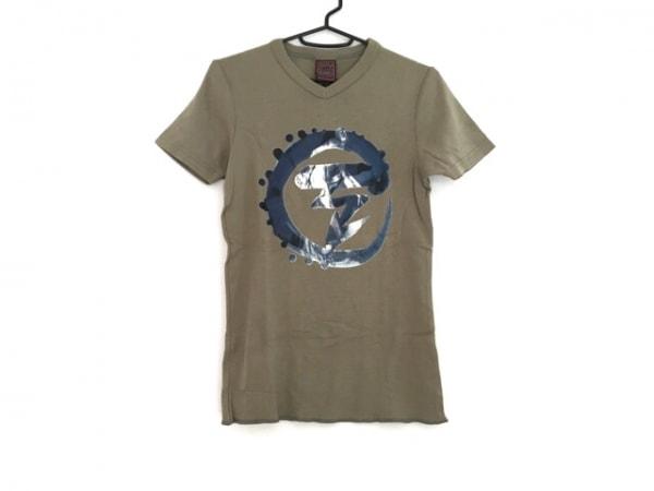 ゴルチエジーンズ 半袖Tシャツ サイズS