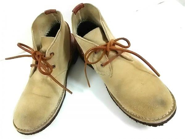 フープディドゥ ブーツ 39 メンズ