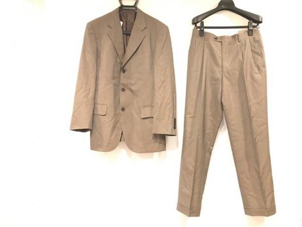 Kent Ave(ケントアヴェニュー) シングルスーツ サイズ92A5 メンズ ブラウン×黒
