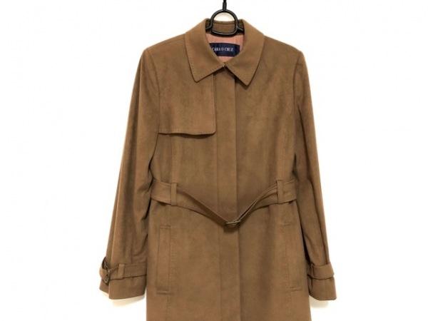 キャラオクルス コート サイズ9 M美品