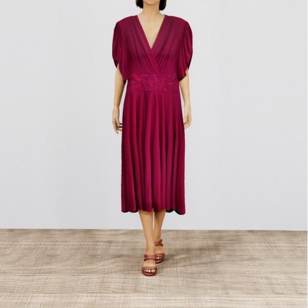 ミズレイコ ドレス サイズ6 M レディース