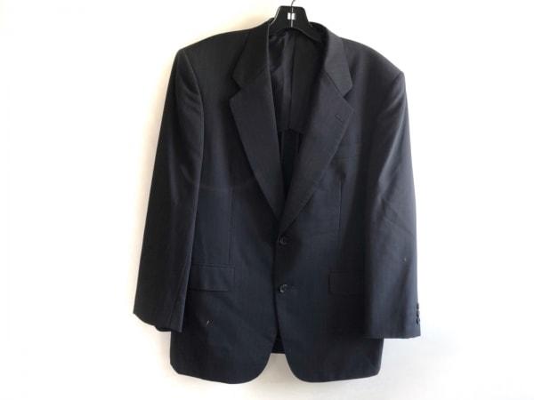 ロンナー ジャケット サイズAB6 メンズ 黒