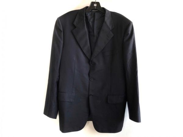 コルネリアーニ ジャケット サイズ52 黒
