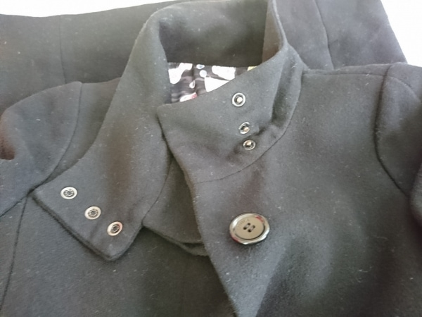 SONIARYKIEL(ソニアリキエル) コート サイズ32 XS レディース 黒 5
