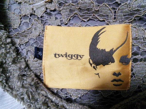 twiggy(ツイッギー) ジャケット サイズ36 S