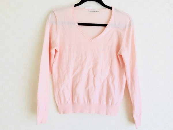 キャサリンロス 長袖セーター サイズM美品
