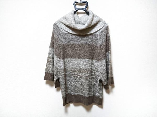 キャサリンロス 七分袖セーター サイズM