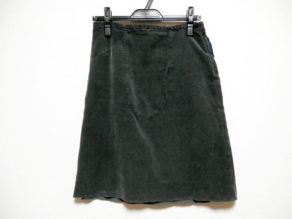 コキュ スカート サイズ03 L レディース