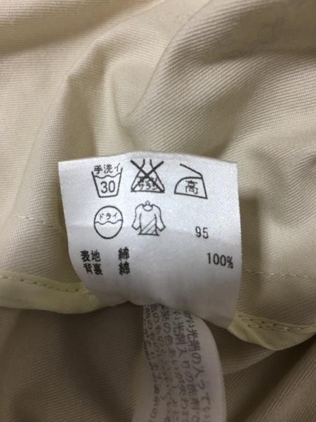 クミキョク コート サイズ3 L レディース ベージュ 春・秋物 4