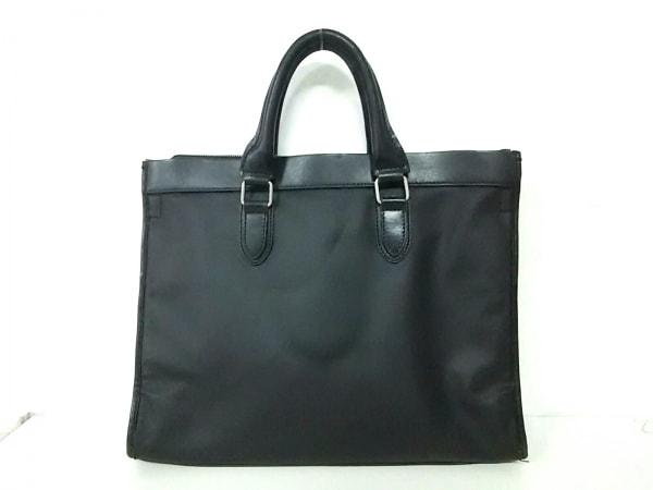 ステファノマーノ ビジネスバッグ 黒