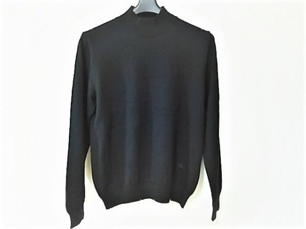 Burberry's(バーバリーズ) 長袖セーター サイズM レディース 黒 1