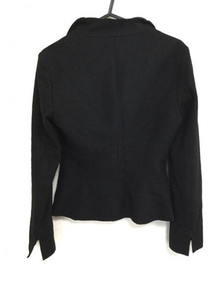 クードシャンス ジャケット サイズ36 S レディース 黒 2