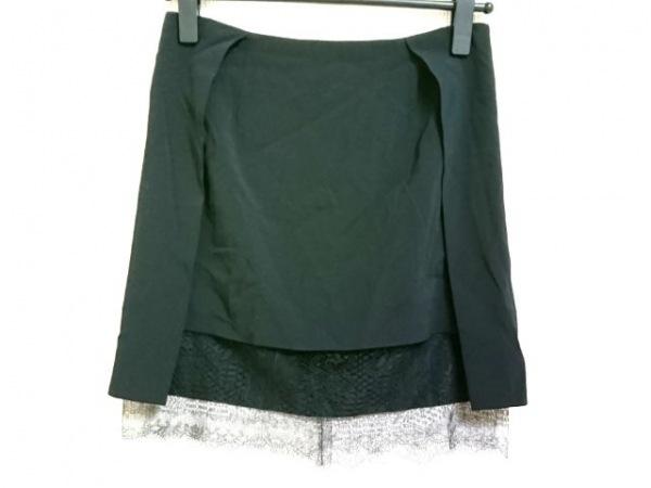 シャロンワコブ スカート サイズ34 S 黒