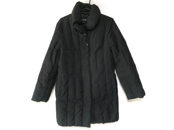 サンヨウ ダウンコート サイズ7 S 黒