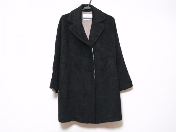 アナカ コート サイズ38 M レディース 黒