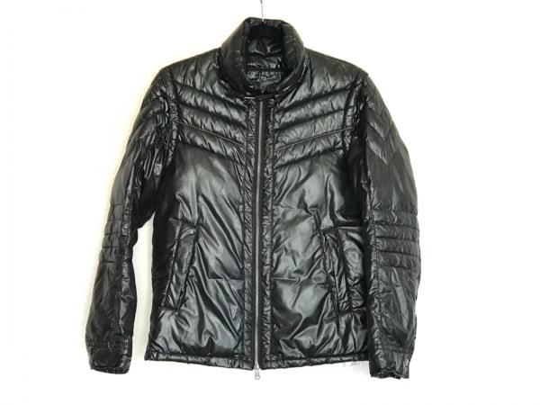 MEN'S MELROSE(メンズメルローズ) ダウンジャケット サイズ3 L メンズ 黒 冬物