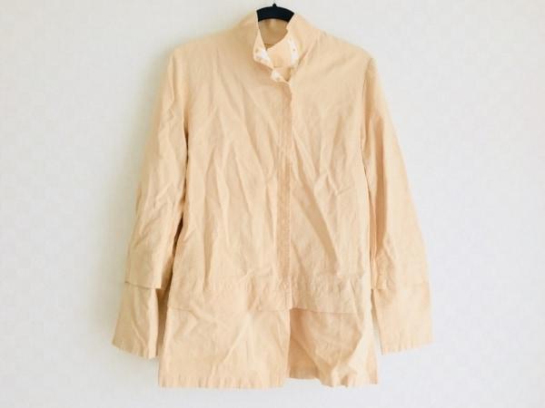 リツコシラハマ コート サイズ2 M ベージュ