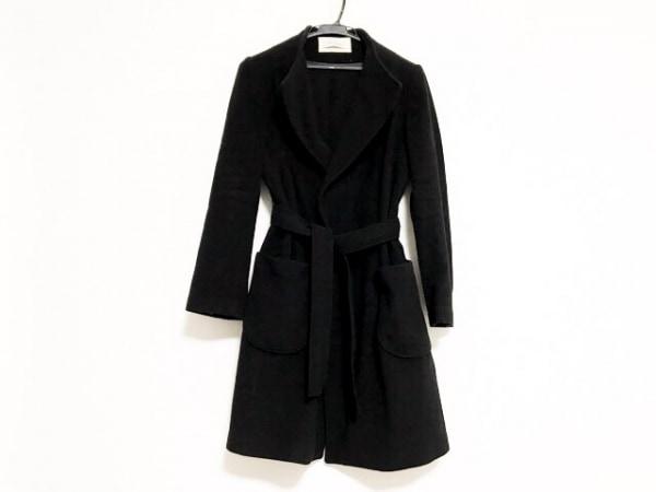サンアンドレ コート サイズ40 M美品  黒
