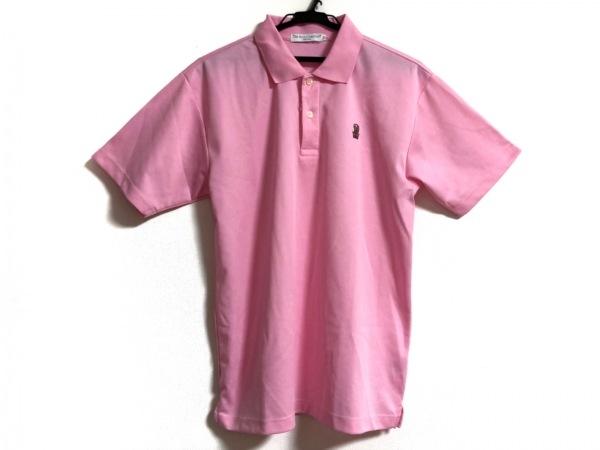 The Ritz-Carlton(ザリッツカールトン) 半袖ポロシャツ サイズL レディース ピンク