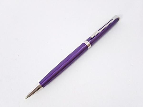ウォーターマン ボールペン美品  金属素材