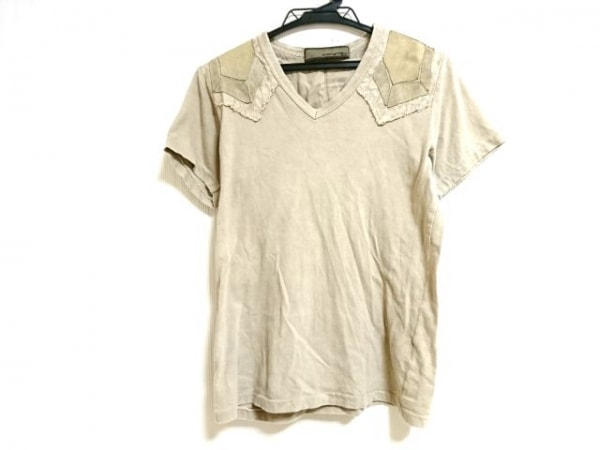 アユイテ 半袖Tシャツ サイズ1 S グレー